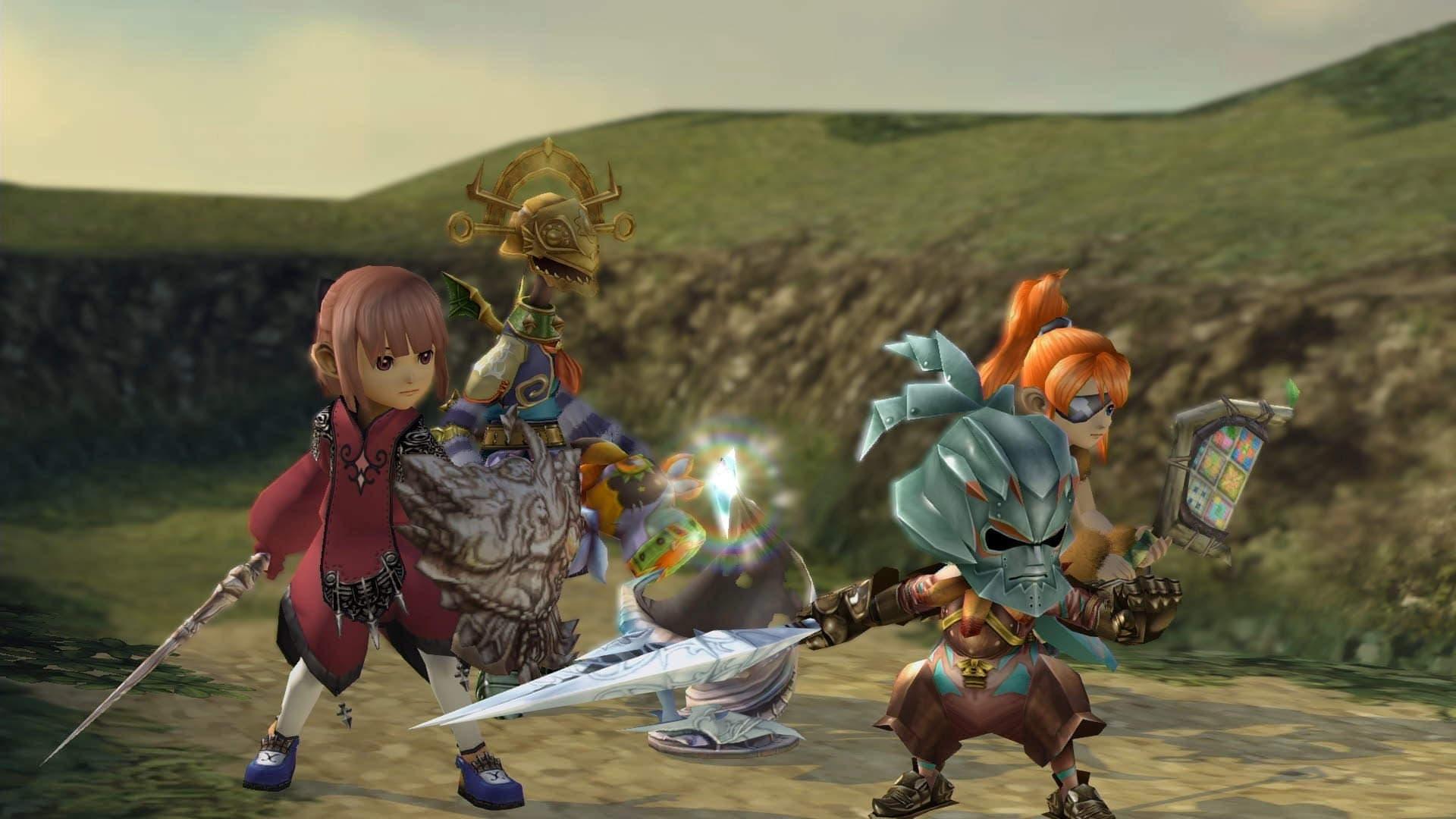 Le Réalisateur De Final Fantasy Crystal Chronicles Remastered Edition S'excuse