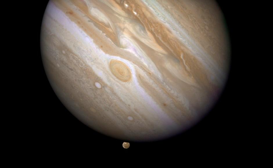 Le réchauffement des marées explique pourquoi les lunes de Jupiter sont beaucoup plus chaudes que ce que les chercheurs pensent, selon une étude
