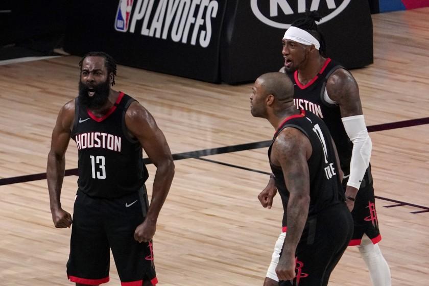 Les Lakers Doivent Tenir Compte De La Fragilité Des Play Offs Contre Les Houston Rockets