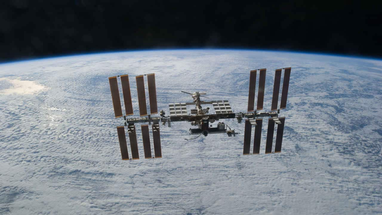 La Station spatiale internationale est le seul laboratoire en orbite encore utilisé.  Cependant, il sera bientôt déclassé en 2024.