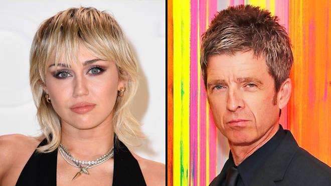 Les fans de Miley Cyrus critiquent Noel Gallagher pour l'avoir qualifiée de