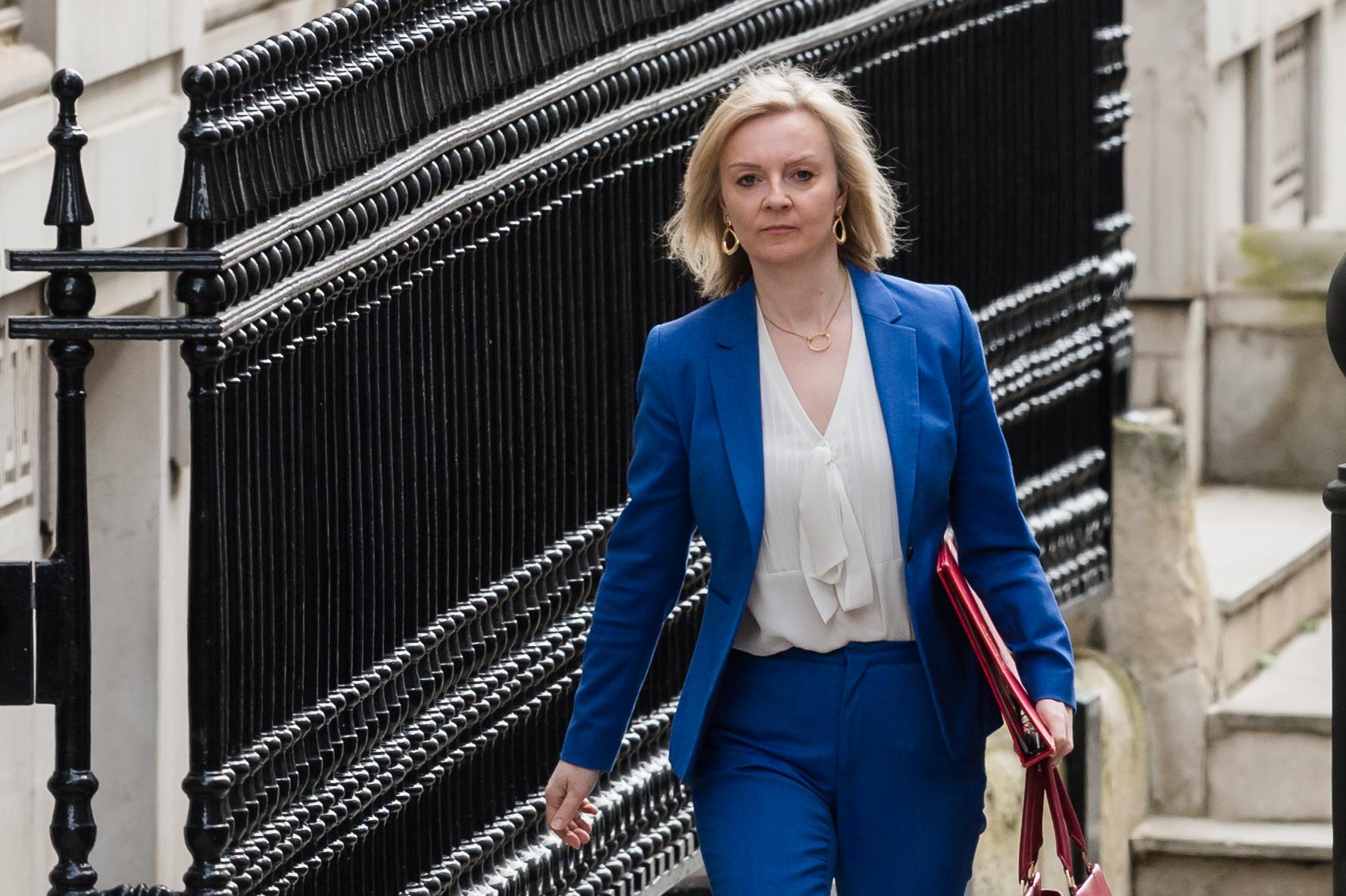 Ministre des femmes et des égalités Liz Truss