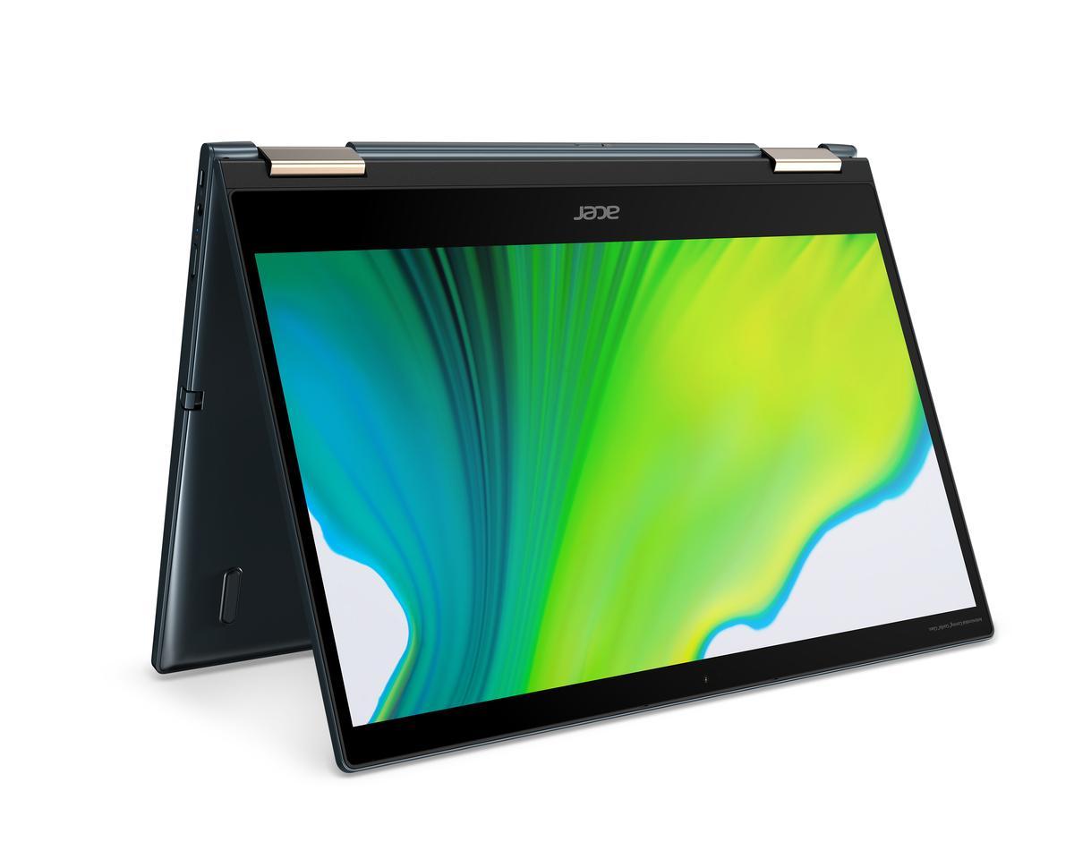 L'ordinateur Portable Spin 7 D'acer Utilise La Nouvelle Puce Snapdragon