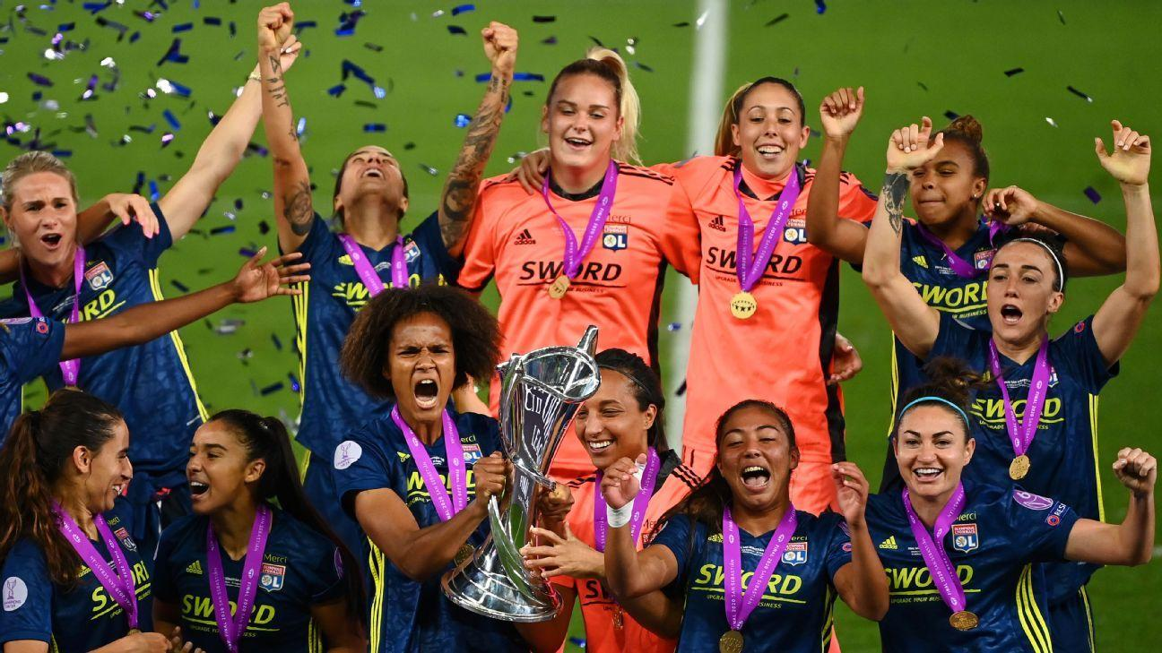 Lyon Féminin, à La Hauteur Du Real Madrid De Di