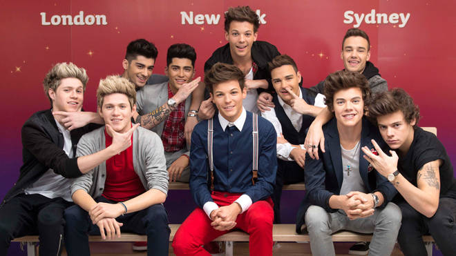 Madame Tussauds enlève les figurines de cire One Direction