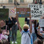 Manifestation Pour Les Droits Des Trans à Londres Annulée Après