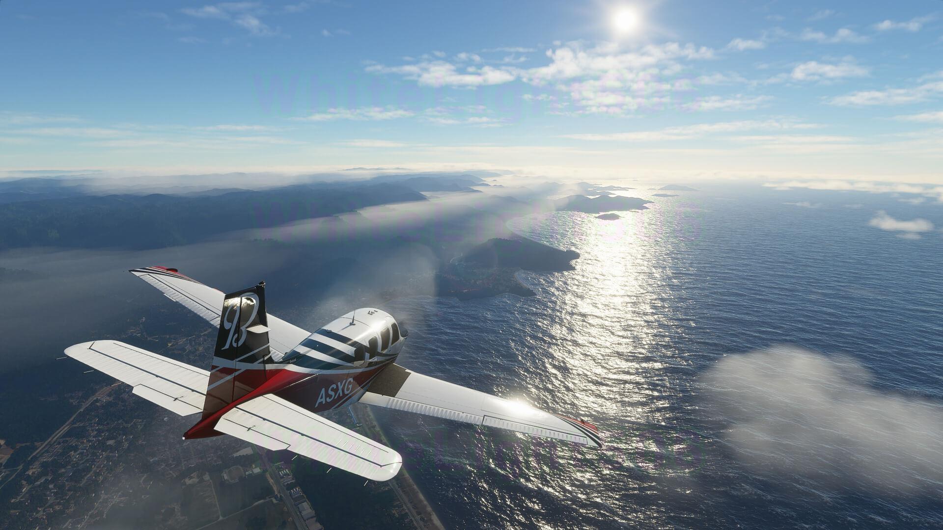Microsoft Flight Simulator Sera Aussi Impressionnant Sur Xbox One Que