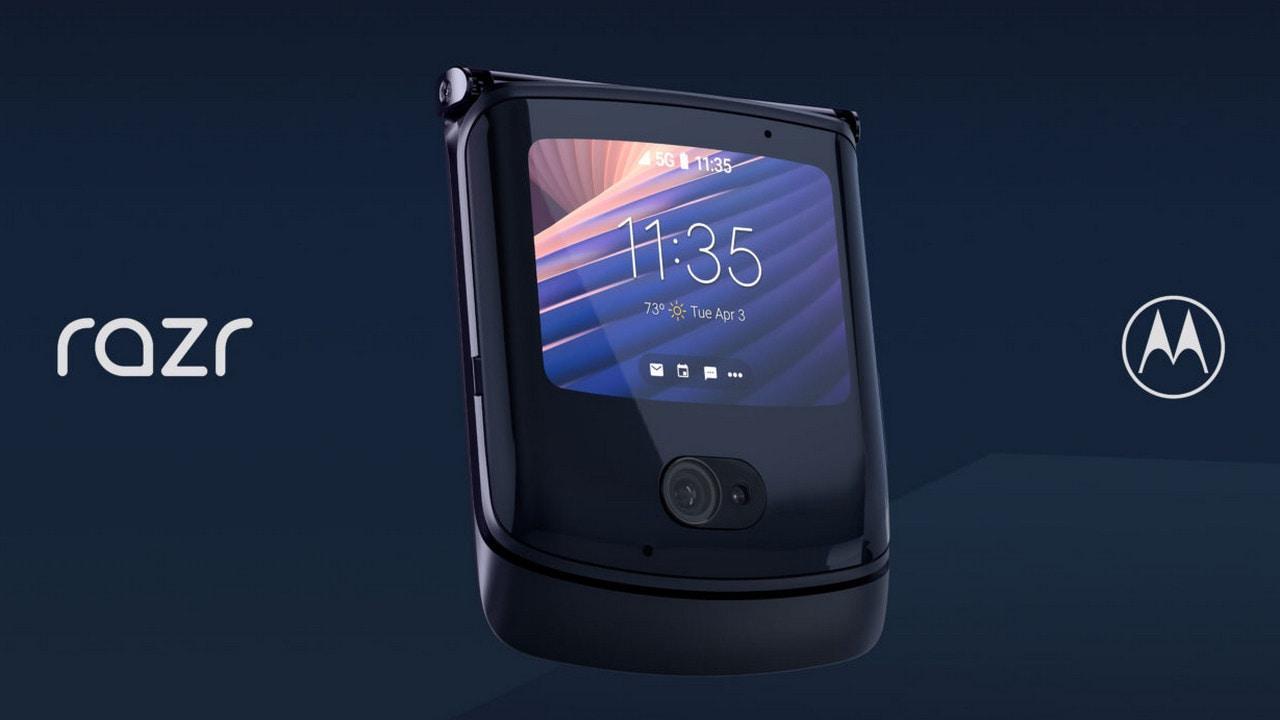 Motorola Razr 5G lancé avec le chipset Snapdragon 765G, 8 Go de RAM et plus