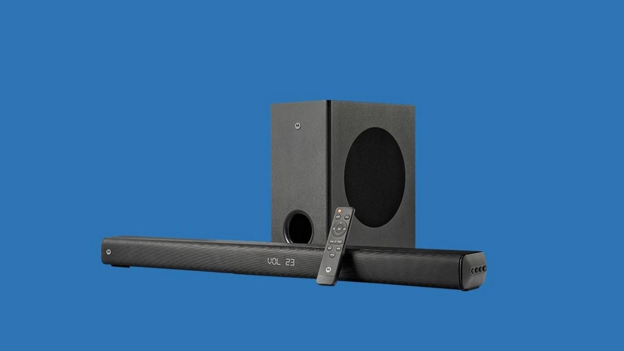 Motorola élargit La Gamme Amphisoundx En Lançant Deux Nouvelles Barres