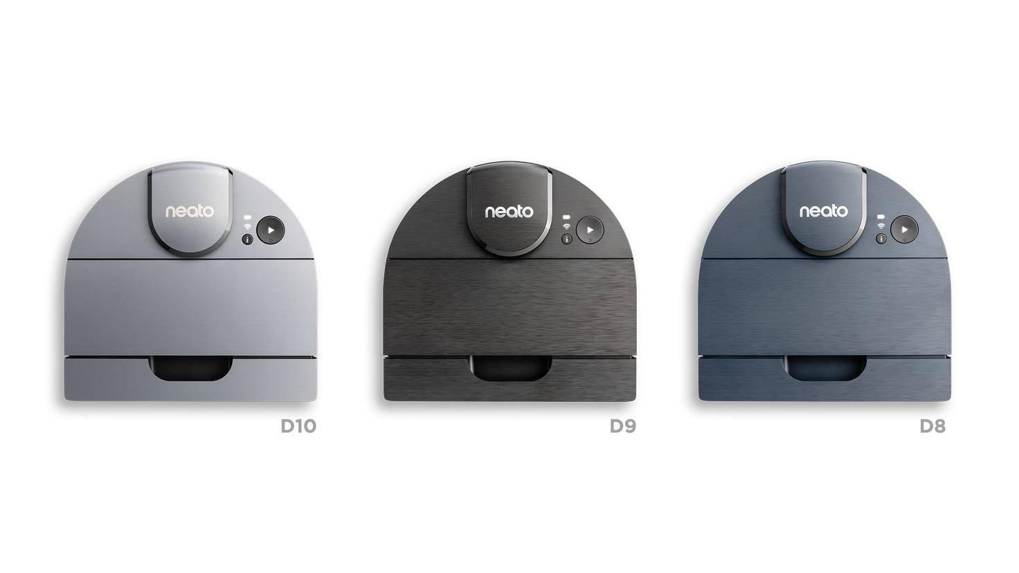 Aspirateurs robots intelligents Neato