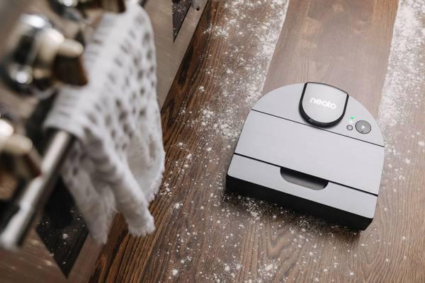 Neato Présente Le Premier Robot Aspirateur Au Monde Avec Filtre