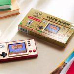 Nintendo Sort Un Jeu Et Une Montre Pour Le 35e Anniversaire De Super Mario Bros