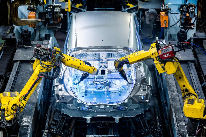 L'usine de Sunderland au Royaume-Uni a contribué à la production cumulée de 500 000 unités de la Nissan LEAF, 175 000 unités quittant sa chaîne de montage