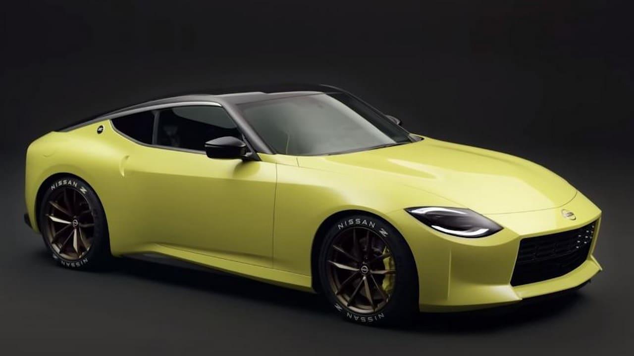 Nissan Z Proto avec un design rétro dévoilé;  Le constructeur automobile présente également la prochaine voiture de sport 370Z