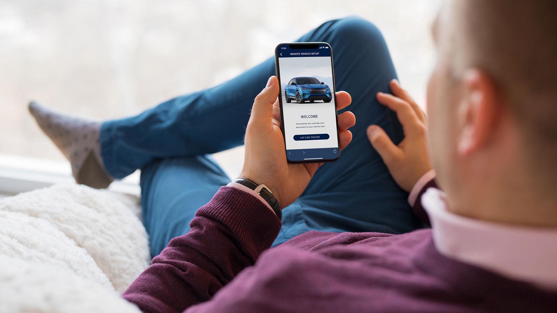 Nouvelle application Ford Sync pour smartphones