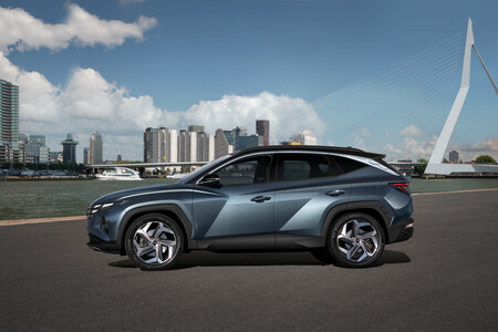 Nouveau Hyundai Tucson 2