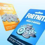Obtenez Seulement 85 V Bucks Gratuits Aujourd'hui à Fortnite
