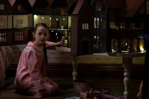 Regardez la nouvelle bande-annonce fantasmagorique de The Haunting of Bly Manor