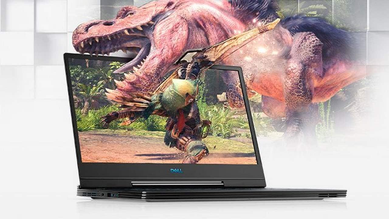 Ordinateur portable de jeu Dell G7 15 avec chipsets Intel Core de 10e génération lancé en Inde au prix de départ de 1,61,990 Rs