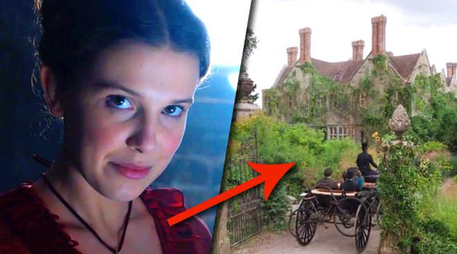 Lieux de tournage d'Enola Holmes: Tous les lieux britanniques utilisés dans le film