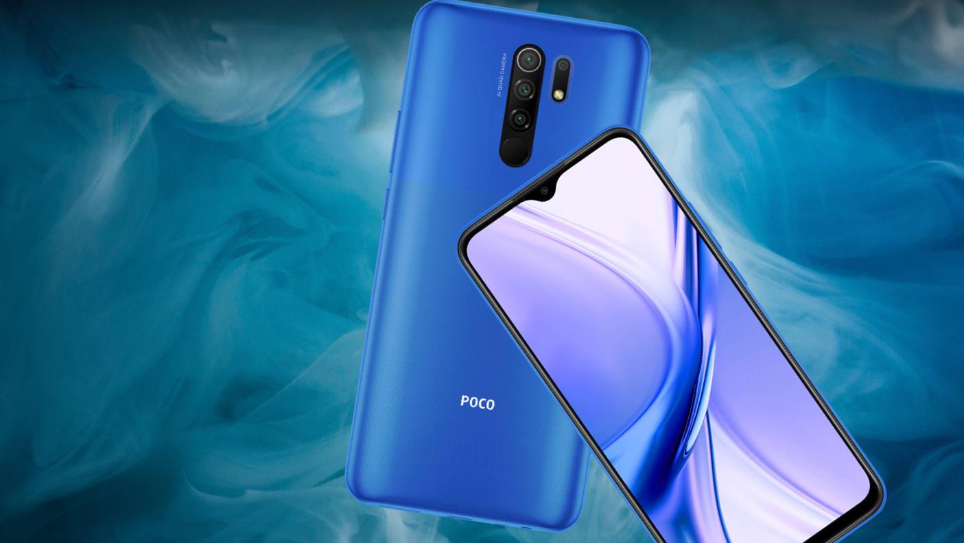 Poco M2 sera en première vente aujourd'hui à 12 heures sur Flipkart: prix, spécifications et fonctionnalités