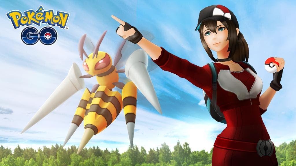 Pokémon GO Mega-Beedrill