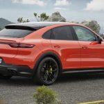 Porsche S'engage D'abord Avec Le Cayenne Coupé E Hybrid