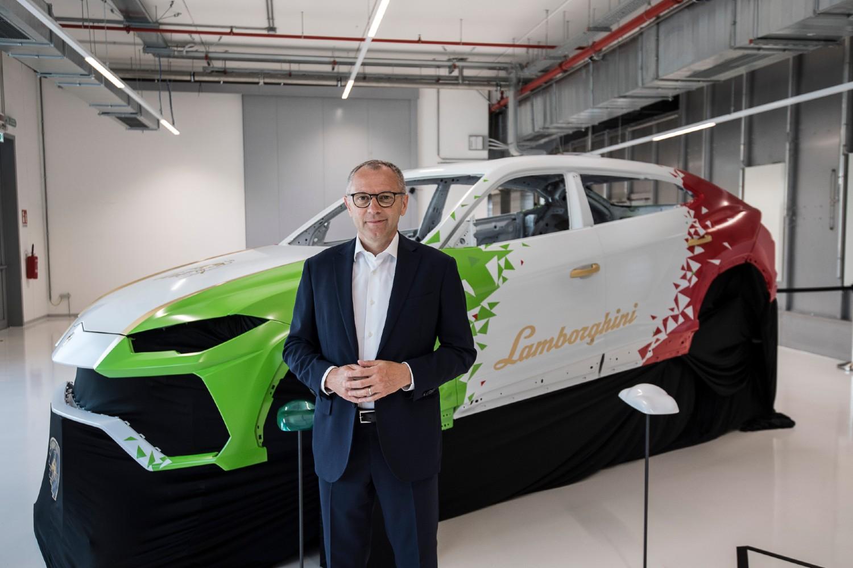 Stefano Domenicalli avait quatre ans d'avance sur Lamborghini
