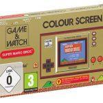 Précommande Nintendo Game & Watch Super Mario Bros .: Toutes