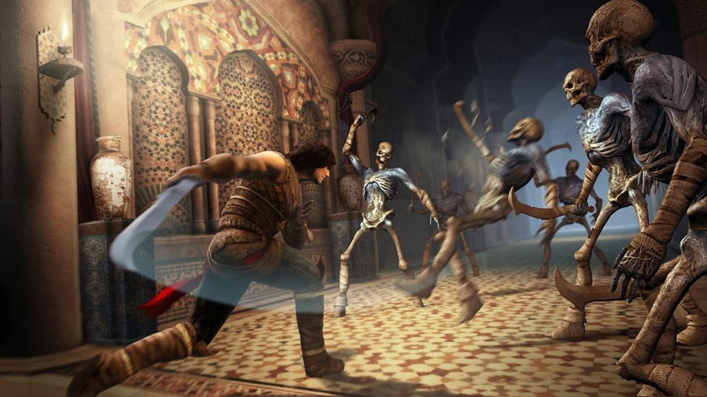 prince of persia remake sands of time