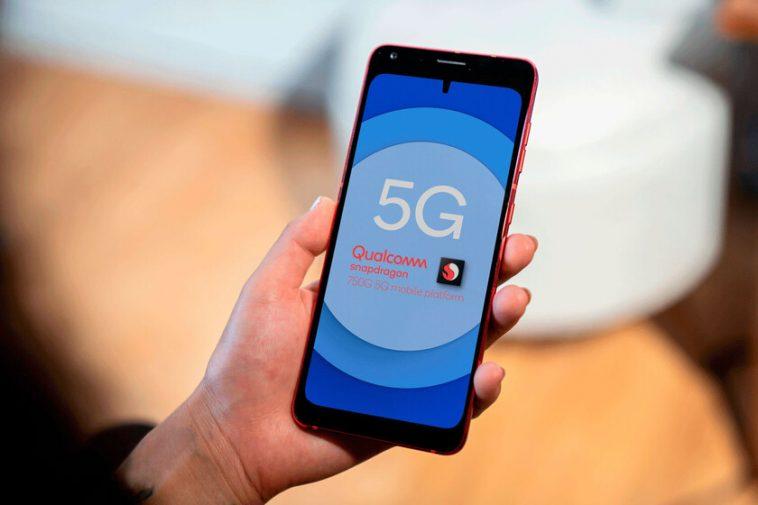 Qualcomm Snapdragon 750G: graphiques 5G et 120fps pour presser les jeux dans le super milieu de gamme