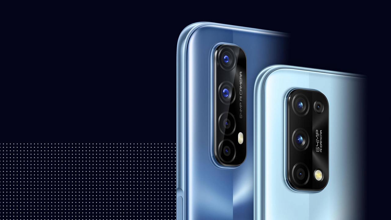 Realme 7, Realme 7 Pro Sera Lancé En Inde Aujourd'hui