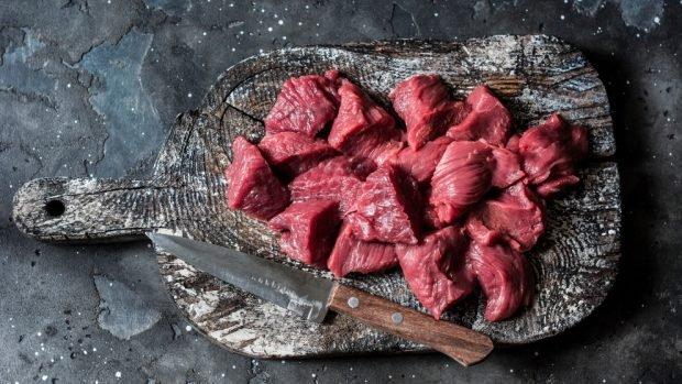 Recette de ragoût de bœuf au micro-ondes