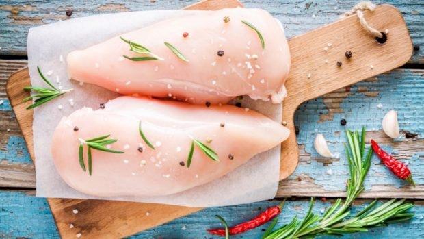 Boulettes de viande aux lentilles rouges et poulet recette