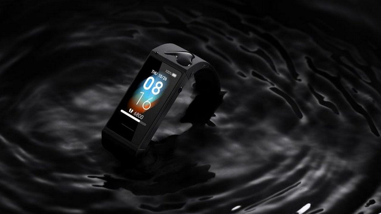 Redmi Smart Band avec moniteur de fréquence cardiaque sera mis en vente aujourd'hui à 13 heures sur Amazon et Mi.com