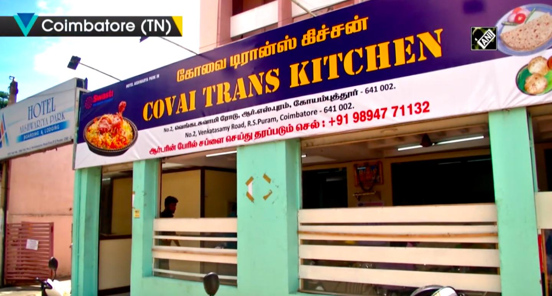 restaurant avec personnel entièrement trans en Inde