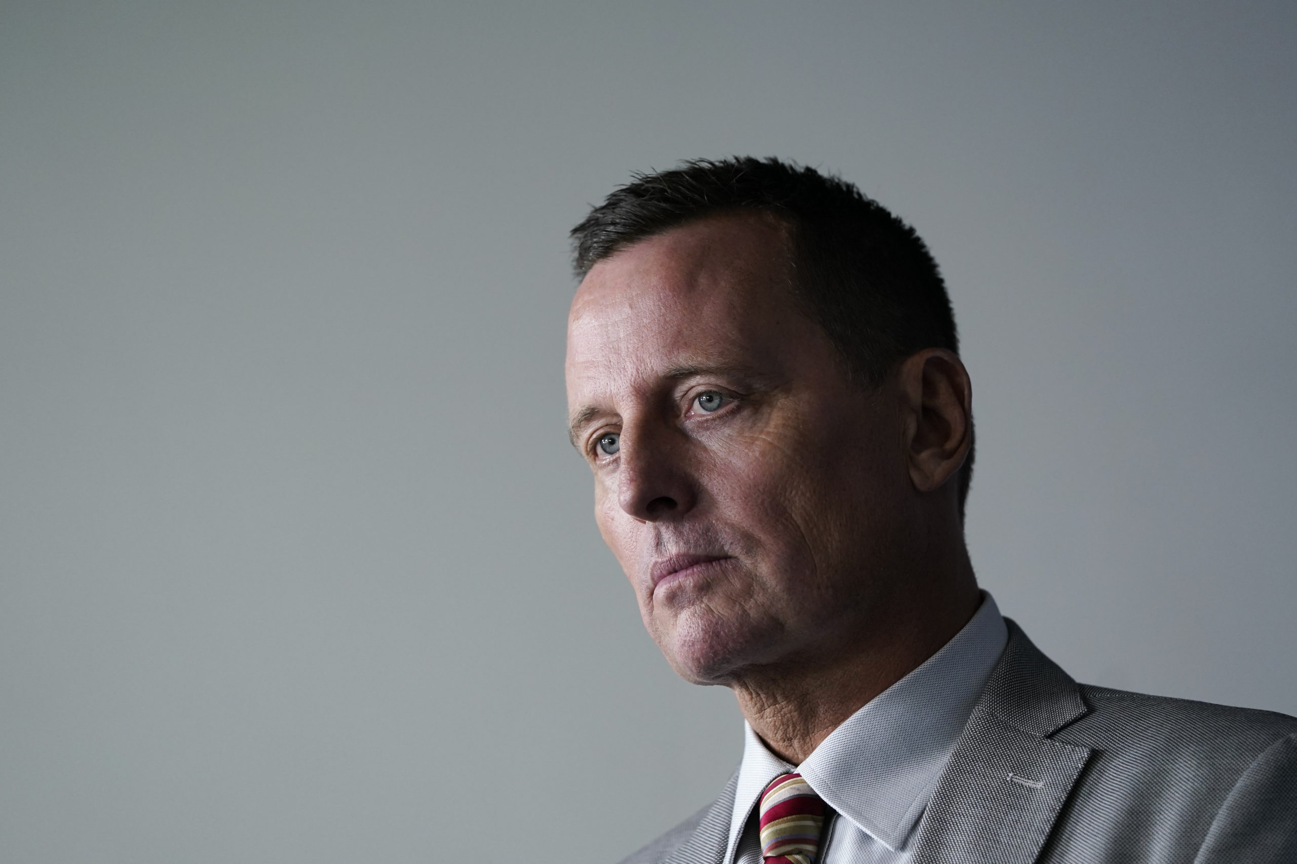 Trump officiel Richard Grenell