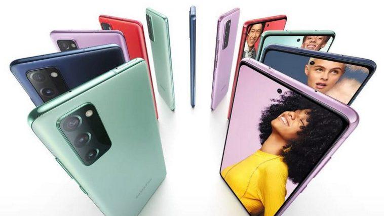 Samsung officialise son Galaxy S20 FE