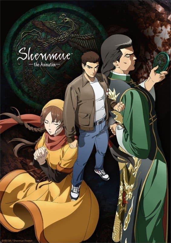 Shenmue aura un anime avec le réalisateur de One Punch Man 2