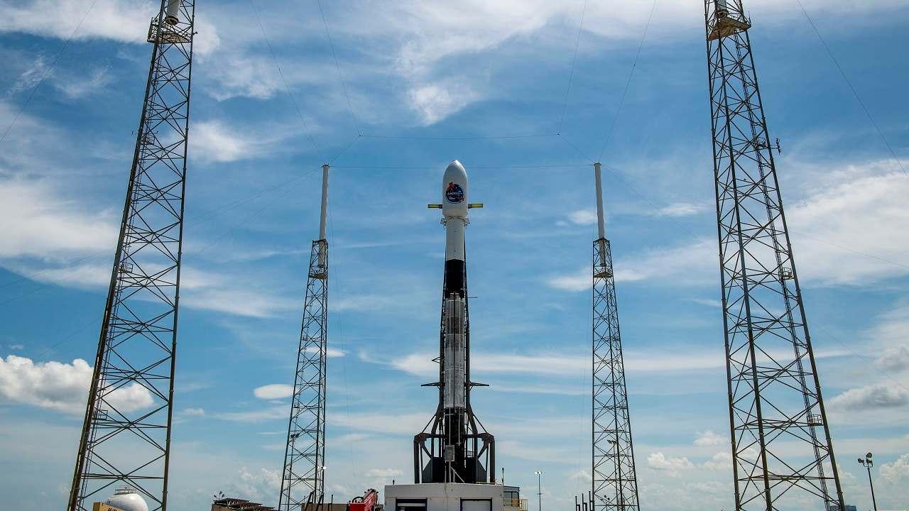 SpaceX reporte à nouveau le lancement de ses 60 satellites Starlink;  maintenant prévu pour le 3 septembre