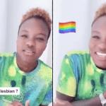 Strictement Pionnière Précise Qu'elle Est Lesbienne Et Non Bisexuelle