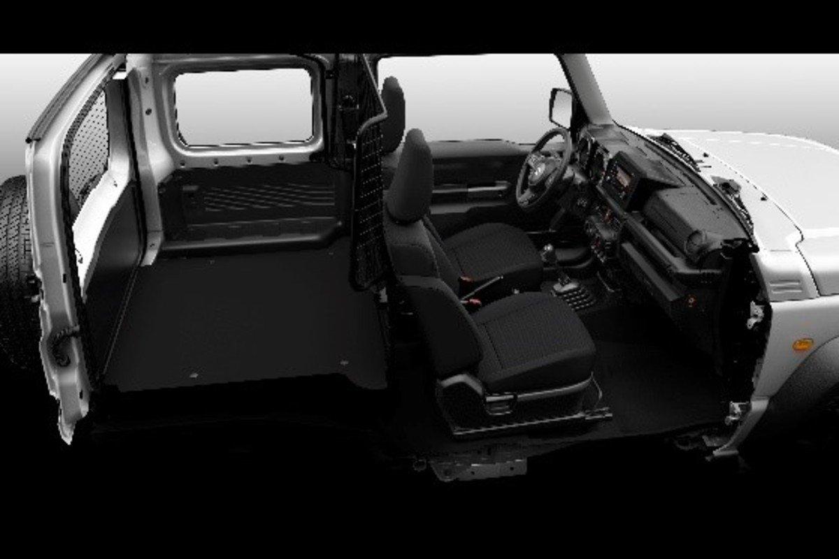 Publicité Suzuki Jimny