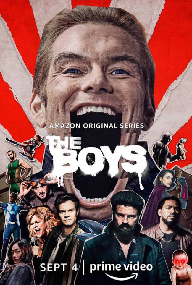 The Boys Saison 2 C'est Parti