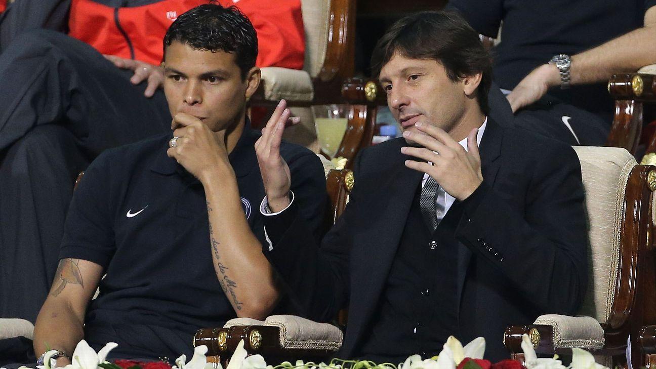 """Thiago Silva A Reçu Une Offre De """"dernière Minute"""" Du"""