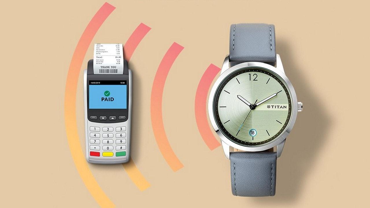 Titan s'associe à SBI pour lancer des montres de paiement sans contact au prix de départ de Rs 2,995