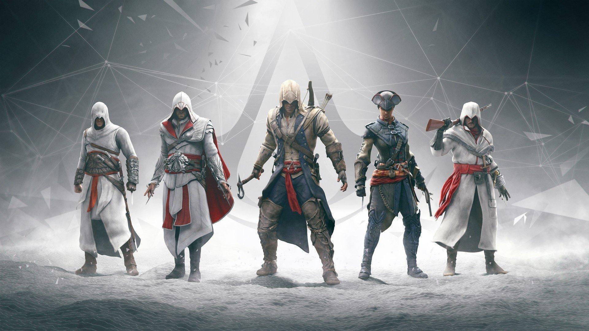 Toute La Saga Assassin's Creed à Un Prix Avantageux Pour