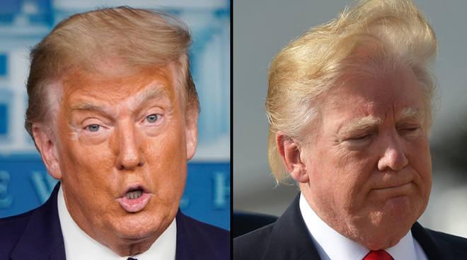 Donald Trump a affirmé que ses cheveux coûtaient 70000 dollars à coiffer.