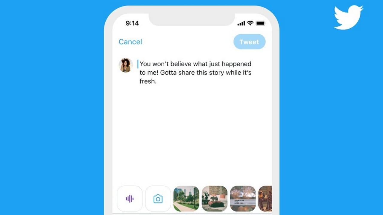 Twitter pourrait bientôt permettre aux utilisateurs d'envoyer des notes vocales via des messages directs