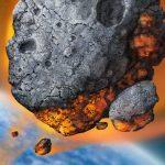 Un Astéroïde De Plus De 22 Mètres De Large Pour