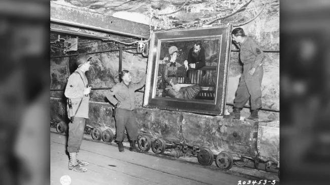 Un Journal Nazi Révèle L'emplacement Secret D'un Trésor De La Seconde Guerre Mondiale Sous Un Palais